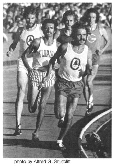 Prefontaine B&W photo