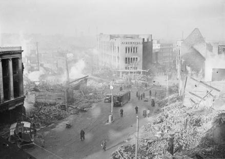LondonBombingWWII